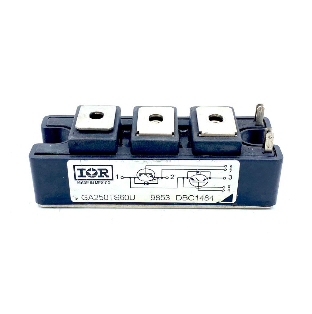 MODULO IGBT GA250TS60U INTERNATIONAL RECTIFIER (USADO)