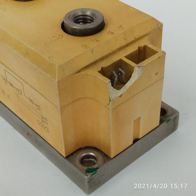 MODULO IGBT SKKH250/16E - SEMIKRON