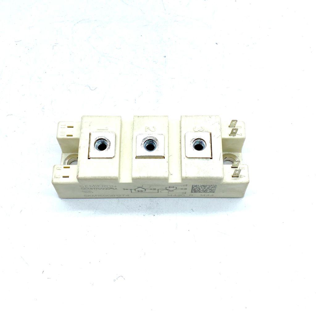 MODULO IGBT SKM150GB12T4 SEMIKRON (USADO)