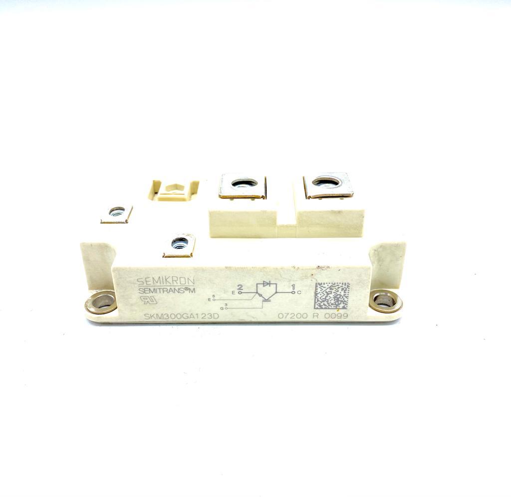 MODULO IGBT SKM300GA123D SEMIKRON (USADO)