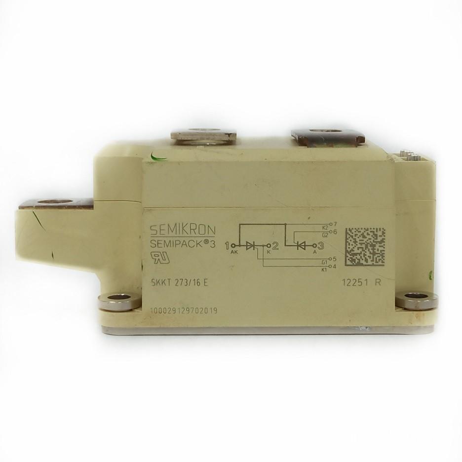 Modulo Tiristor SKKT 273/16E 1600V 273A
