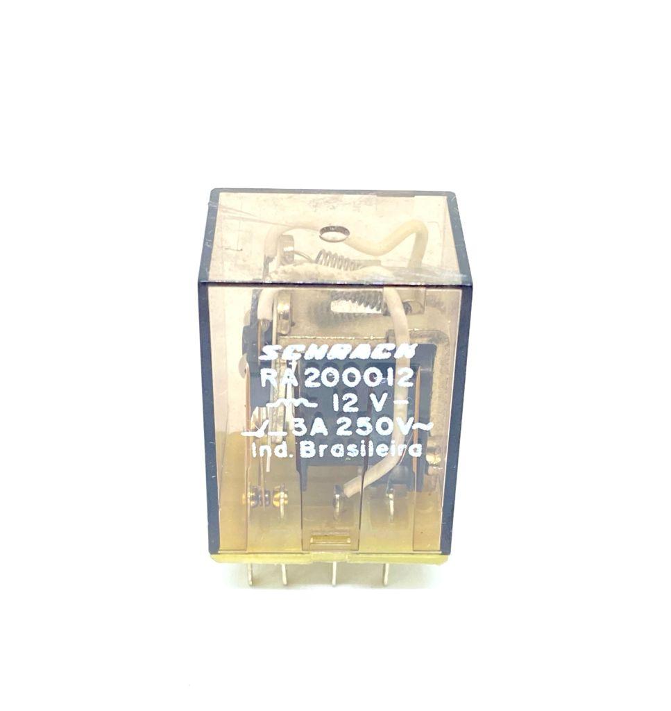 RELE 12V RA200012 SCHRACK