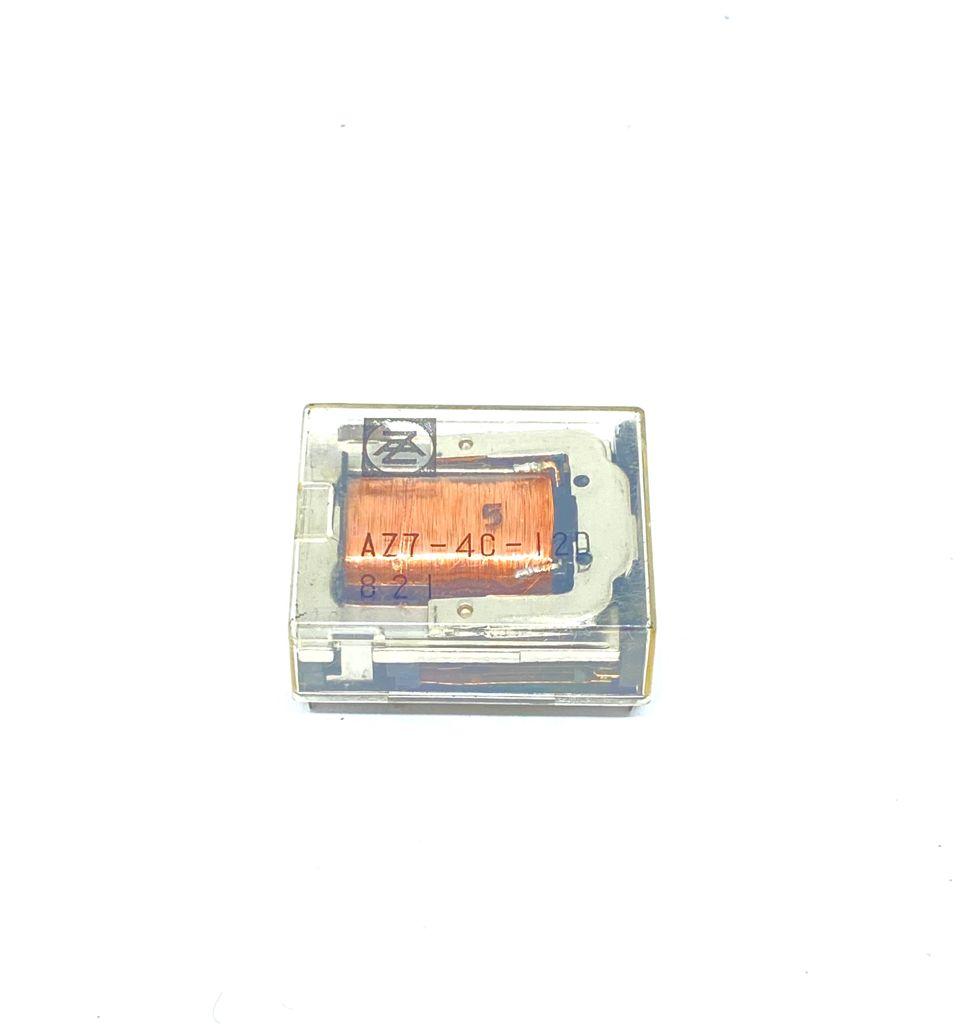 RELE 12VDC  AZ7-4C-12DE A.ZETTLER (AZ74C12DE)