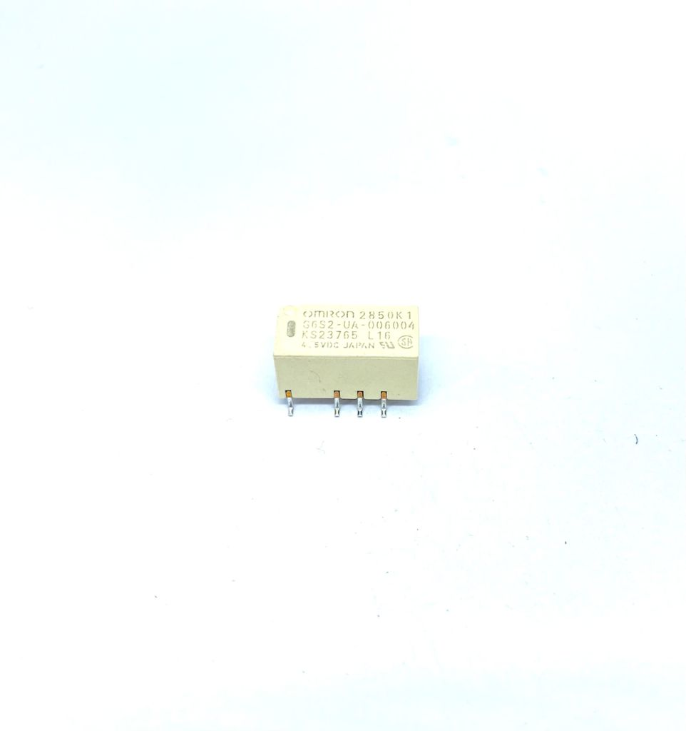 RELE 4,5VDC G6S-2-UA-DC4.5 OMRON (G6S2UADC4.5)