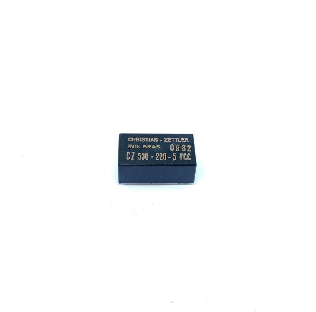 RELE 5VDC CZ-530-220-5 VCC A.ZETTLER ( CZ5302205)