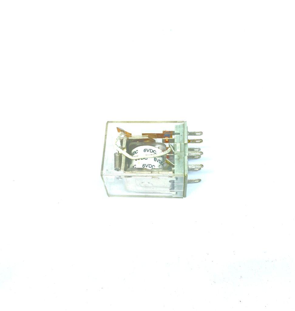 RELE 6VDC WJ152-2C-T-6VDC WANJIA (WJ1522CT-6VDC)