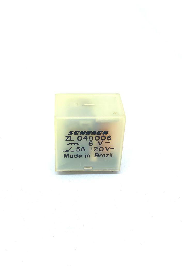 RELE 6VDC ZL048006 SCHRACK