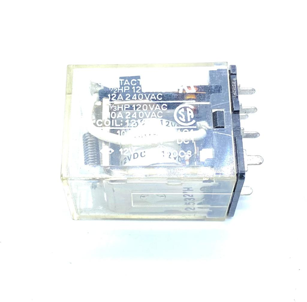 RELE LY2-0-DC12 12VDC OMRON (LY20DC12)