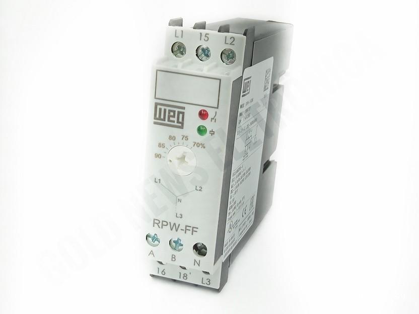 RELE RPW-FFD66 WEG