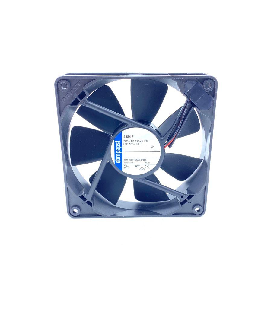 VENTILADOR 119X119X25MM 24VDC 210MA 5W 4484F EBM PAPST