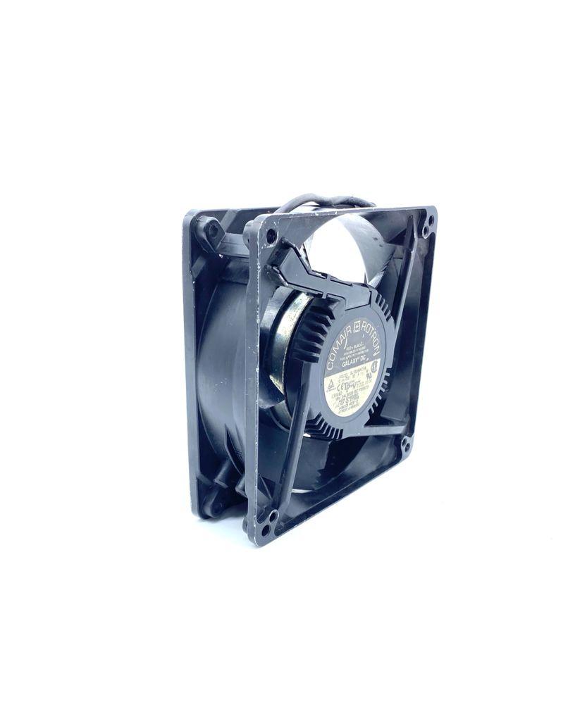 VENTILADOR 127X127X38MM 12VDC 0,92A 11W 039440 GL12C6VNDNX COMAIR ROTRON (USADO)