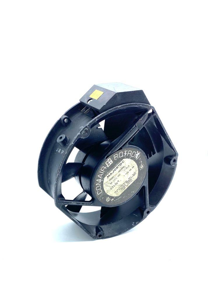 VENTILADOR 172X150X51MM 24VDC 1A  031369 JQ24B4X COMAIR ROTRON (USADO)