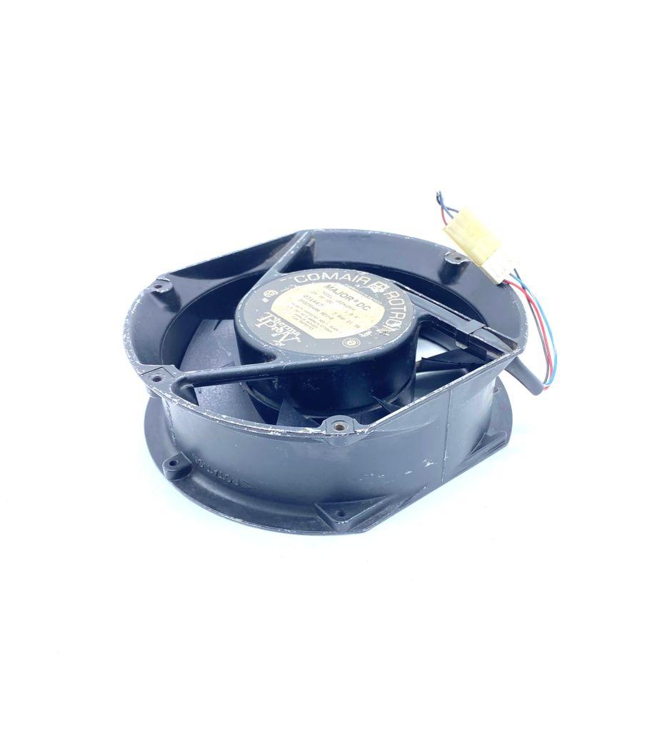 VENTILADOR 172X150X51MM 24VDC 1A 03FIOS 031447 JQ24B0UX COMAIR ROTRON (USADO)