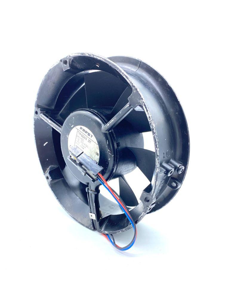 VENTILADOR 172X51MM 24VDC 03FIOS 4376261 TYP 6224N/25T PAPST (USADO)