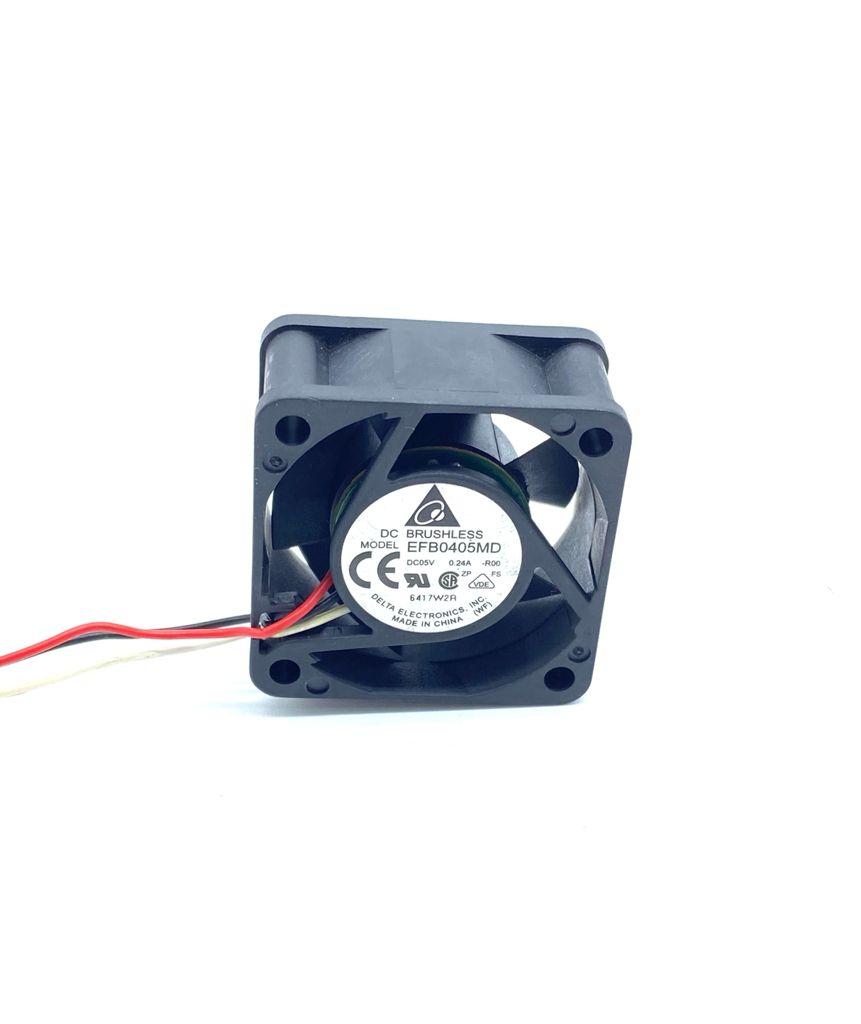 VENTILADOR 40X40X20MM 5VDC 0,24A 02FIOS EFB0405MD DELTA (USADO)