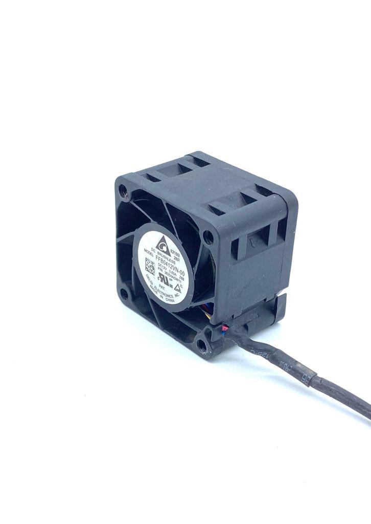 VENTILADOR 40X40X28MM 12VDC 0,83A 04FIOS FFB0412VN-00 DELTA (USADO)