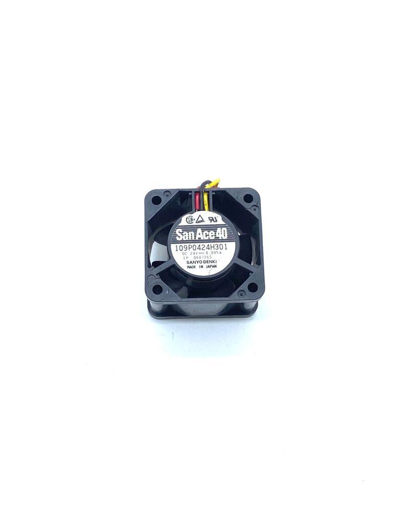VENTILADOR 40X40X28MM 24VDC 0,095A 03FIOS 109P0424H301 SANACE40 SANYO DENKI (USADO)