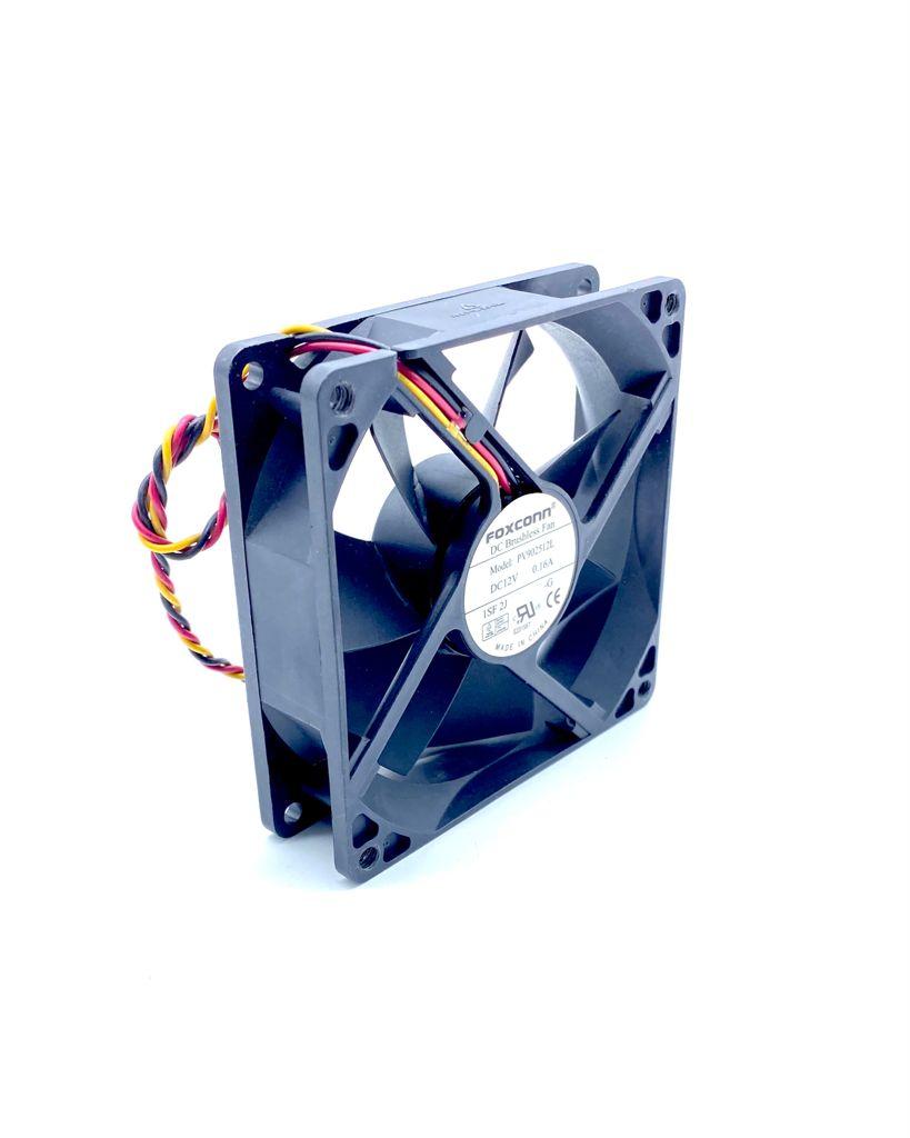 VENTILADOR 92X92X25MM 12VDC 0,16A 03FIOS PV902512L FOXCONN (USADO)