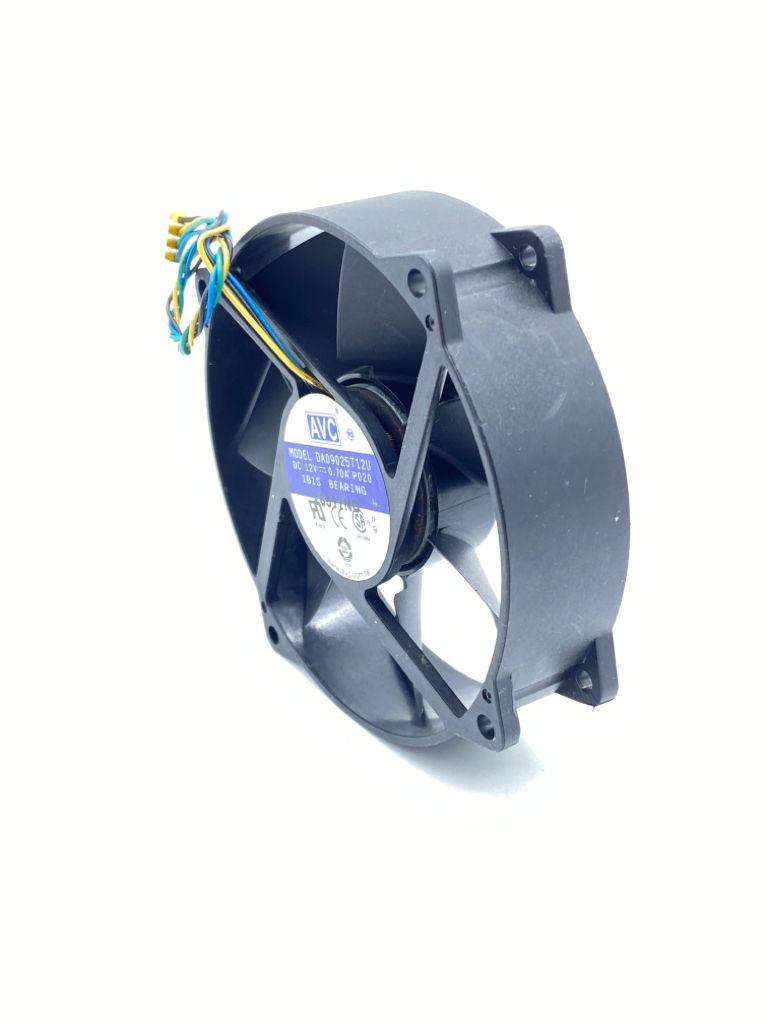 VENTILADOR FAN COOLER 12VDC 0,70A 04FIOS DA09025T12U AVC (USADO)