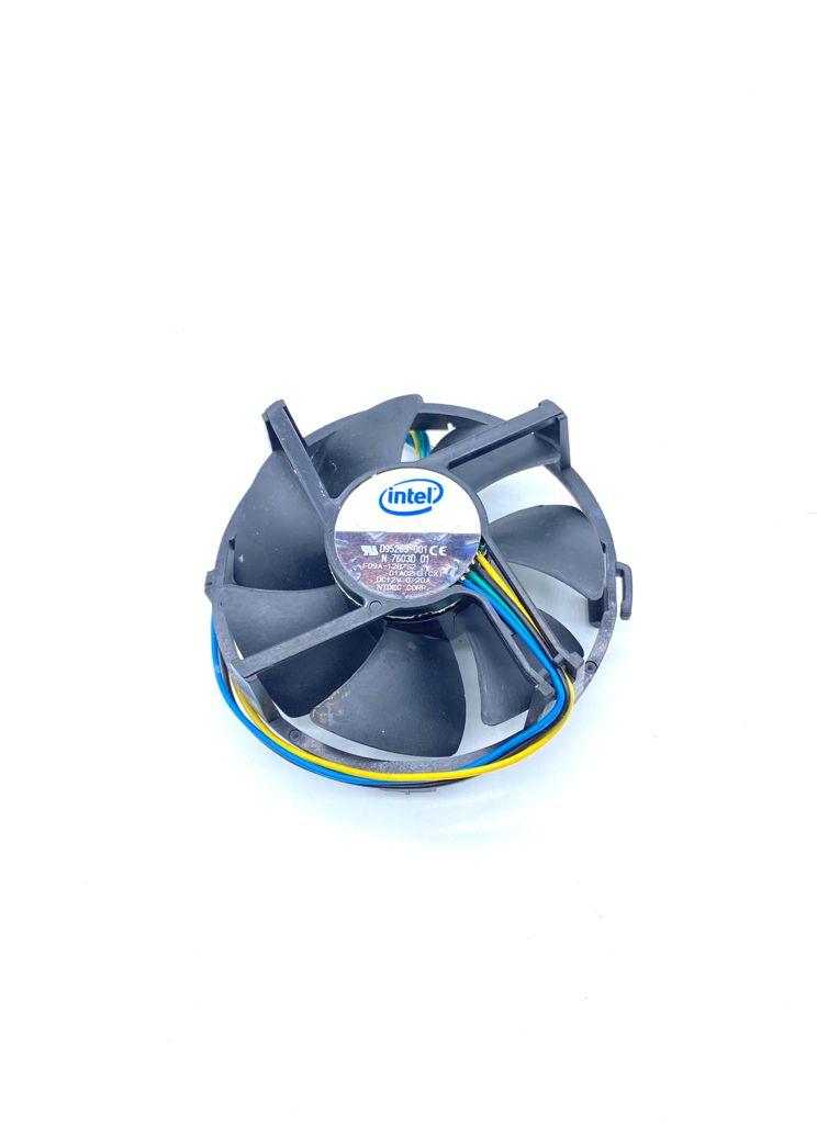 VENTILADOR FAN COOLER 12VDC SEM DISSIPADOR D95263-001 INTEL (USADO)