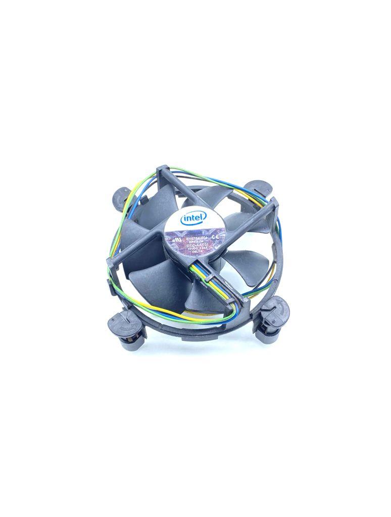 VENTILADOR FAN COOLER 12VDC SEM DISSIPADOR E18764-001 INTEL (USADO)