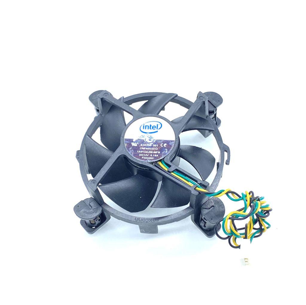 VENTILADOR FAN COOLER 12VDC SEM DISSIPADOR E30206-001 INTEL (USADO)