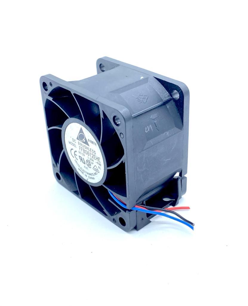 VENTILADOR FAN COOLER 60X60X38MM 12VDC FFB0612EHE DELTA ELECTRONICS