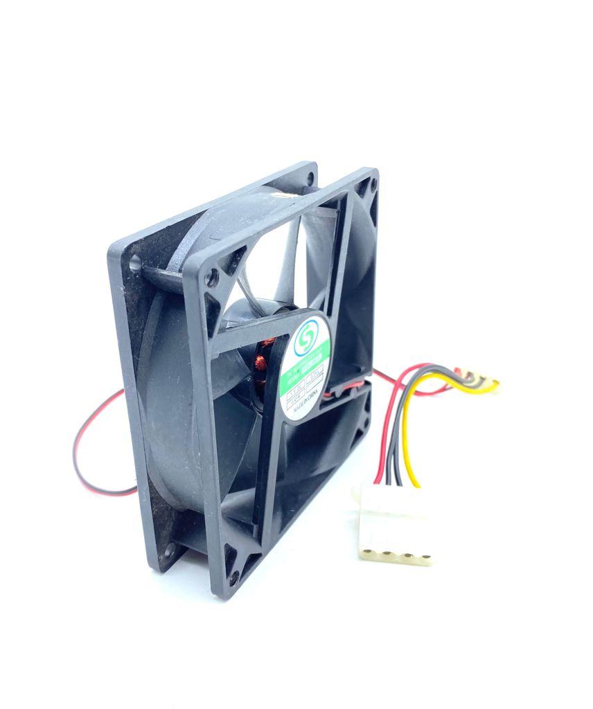 VENTILADOR FAN COOLER 92X92X25MM 5VDC 0,09A 02FIOS DF0922505SEL BRUSHLESS FAN