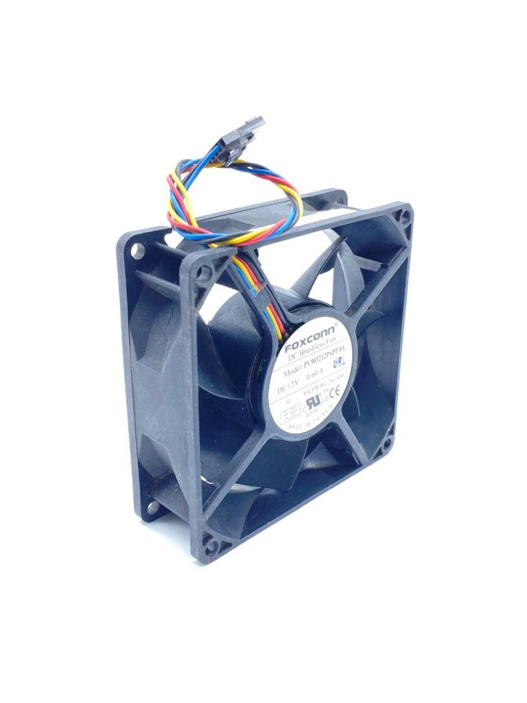 VENTILADOR FAN COOLER 92X92X32MM 12VDC 0,60A 04FIOS PV903212PSPF0A FOXCONN (USADO)