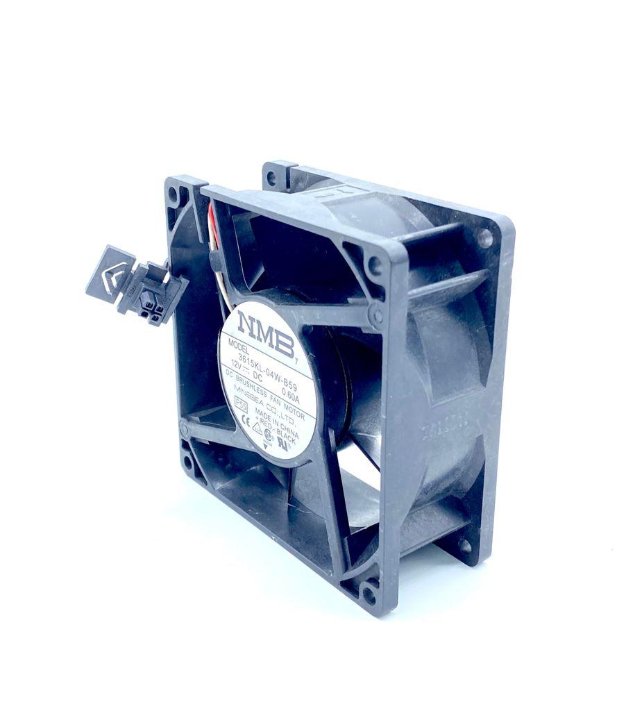 VENTILADOR FAN COOLER 92X92X38MM 12V 0.60A 3FIOS 3615KL-04W-B59 NMB (USADO)