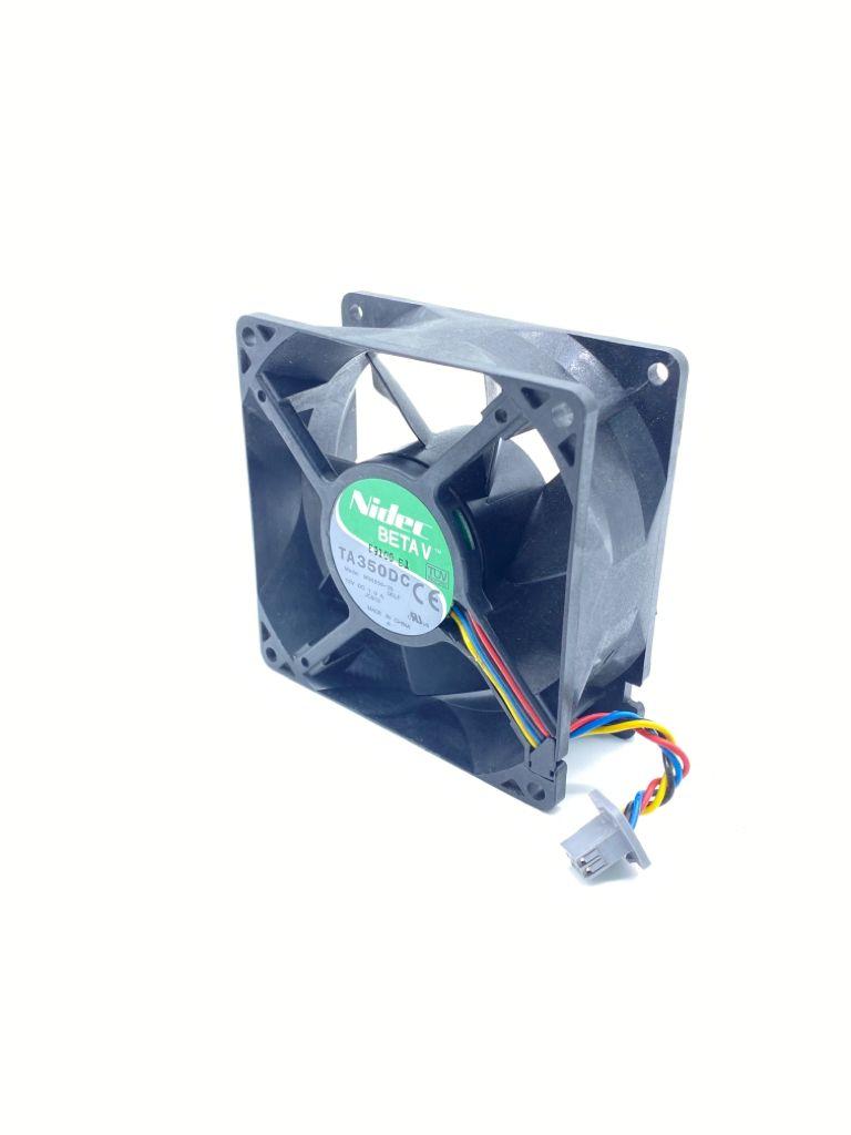 VENTILADOR FAN COOLER 92X92X38MM 12VDC 1A 04FIOS TA350DC BETA V NIDEC (USADO)