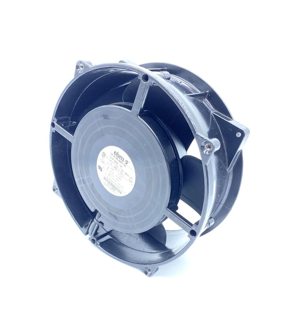 VENTILADOR FAN COOLER W1G180-AA01-24 24VDC EBM PAPST (W1G180AA0124 SEMI NOVO)