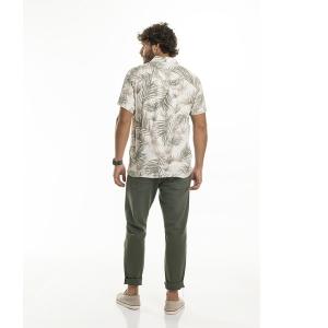 Camisa Masculina Manga Curta Rovitex 6089685