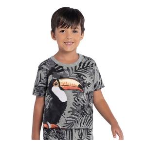 Camiseta Infantil Masculina Rovitex 3013142