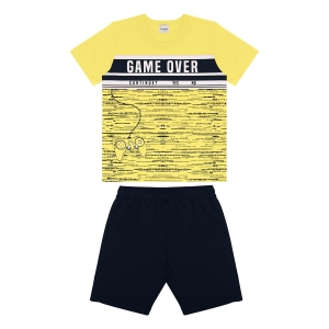 Conjunto Infantil Masculino Primavera Rovitex 3014522