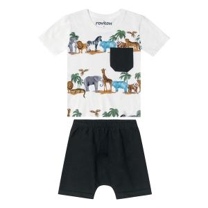 Conjunto Infantil Masculino Rovitex 3013061