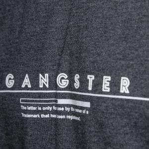 GANGSTER CAMISETA MASC 10.16.0074 COR MESCLA