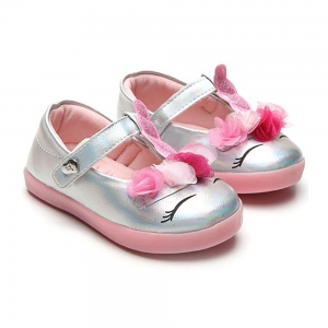 Sapato Infantil Feminino Unicórnio Pampili 108083