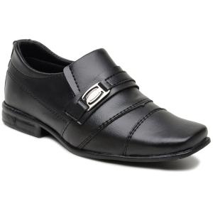 Sapato Social Juvenil Masculino Sociale 003.04