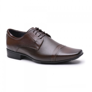 Sapato Social Masculino Couro   Jota Pe Air Prince 40638