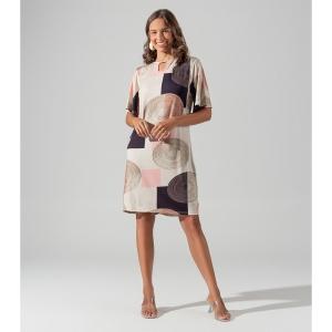 Vestido Feminino Estampa Geométrica Endless E13735