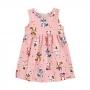 Vestido Infantil Feminino Alakazoo 67458