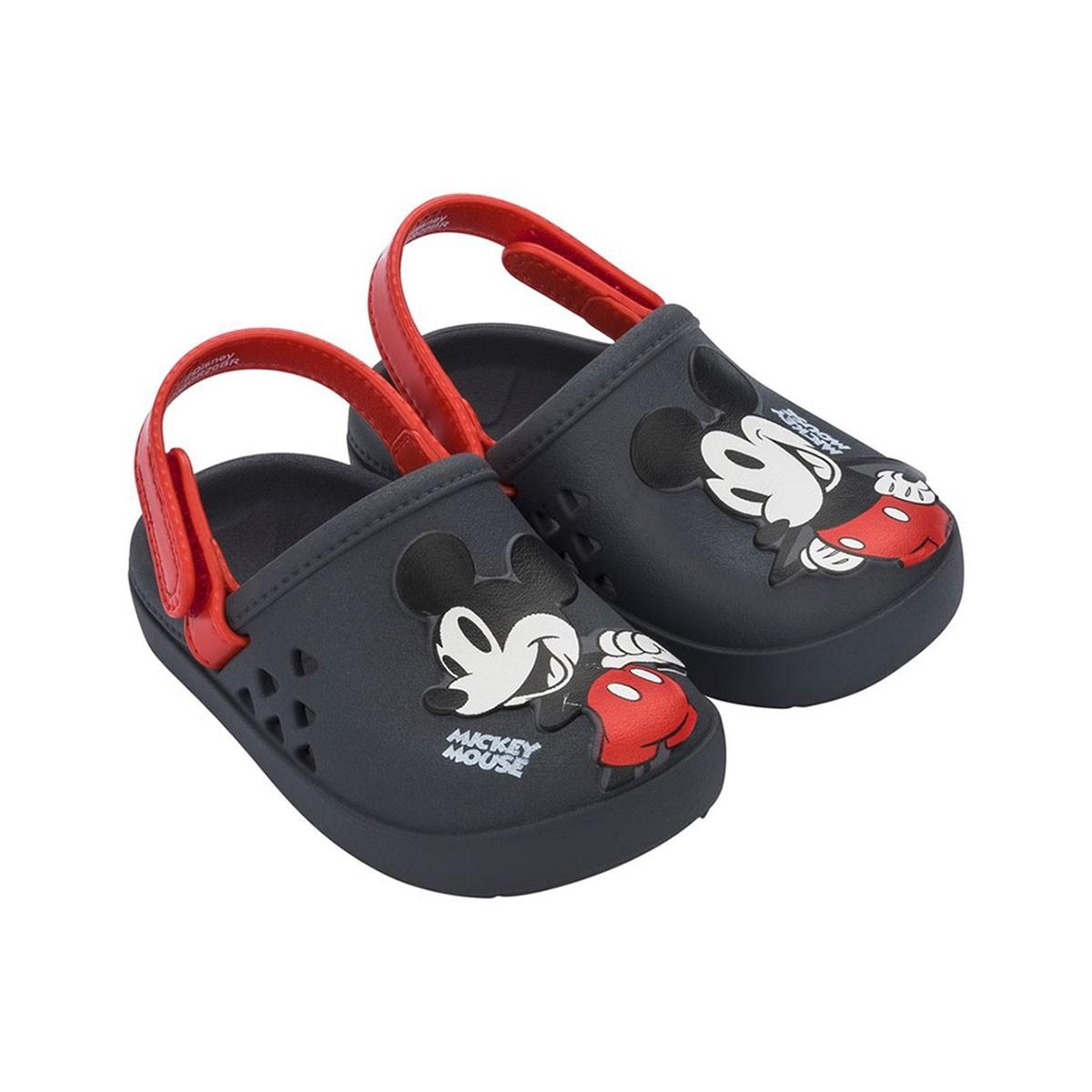 Babuch Infantil Masculino Disney Baby Mickey e Minnie 22381