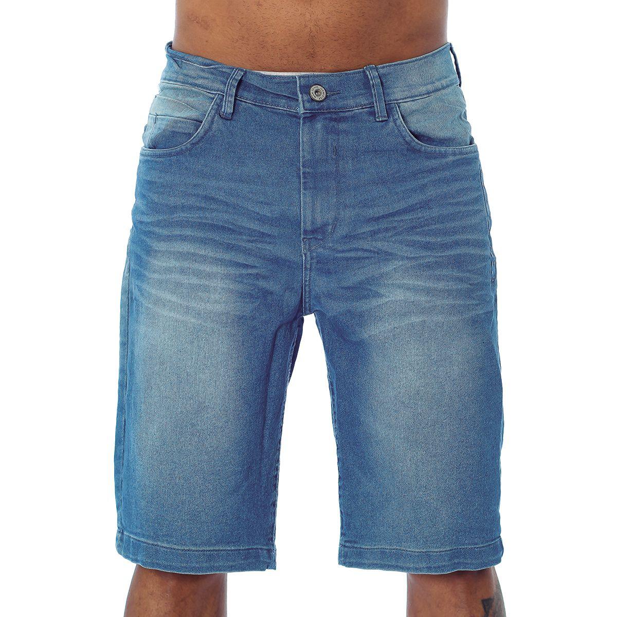 Bermuda Jeans Masculina Gangster 17.32.0004