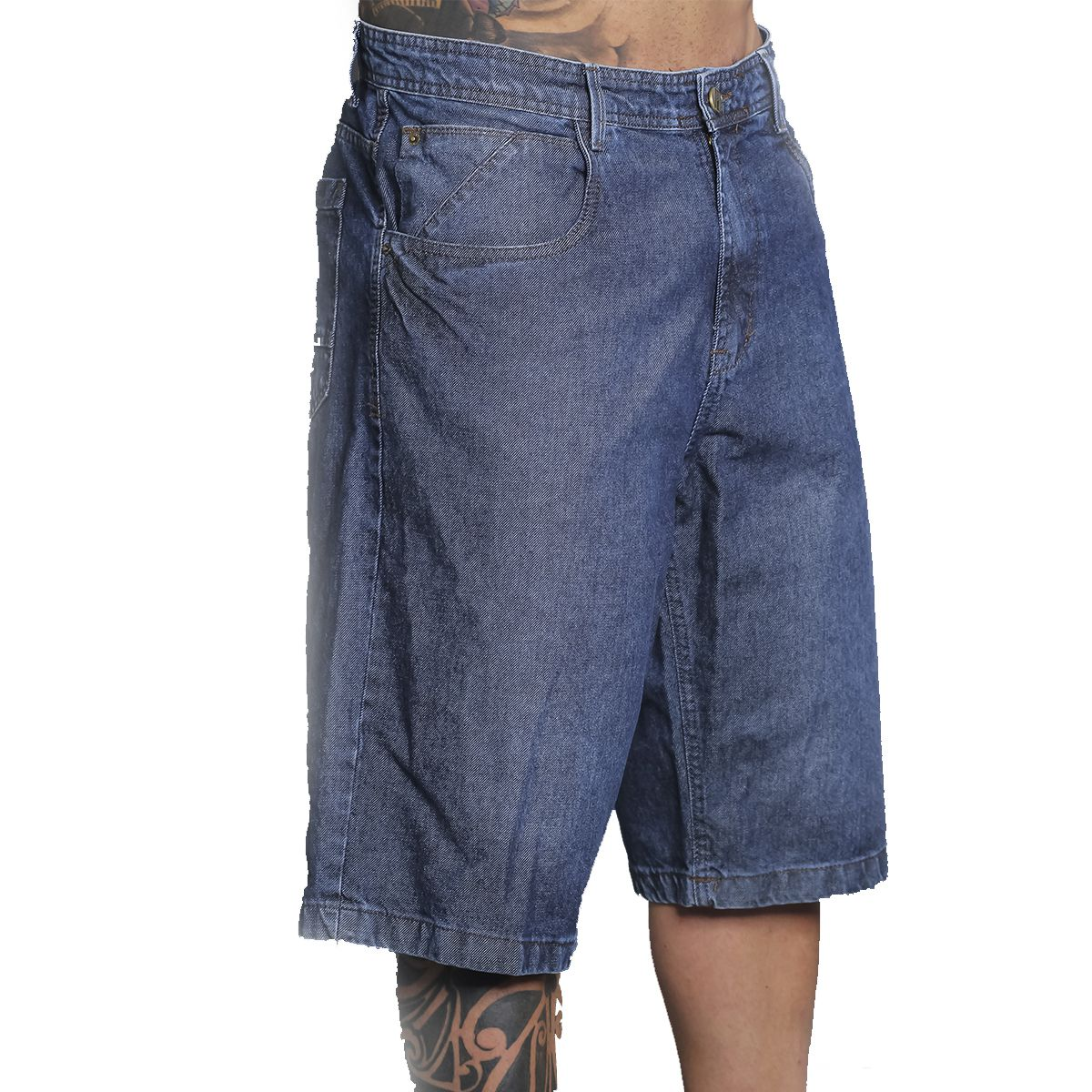 Bermuda Jeans Masculina Gangster 57.07.0054