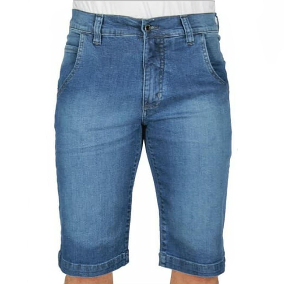 Bermuda Masculina Jeans R Sete 536