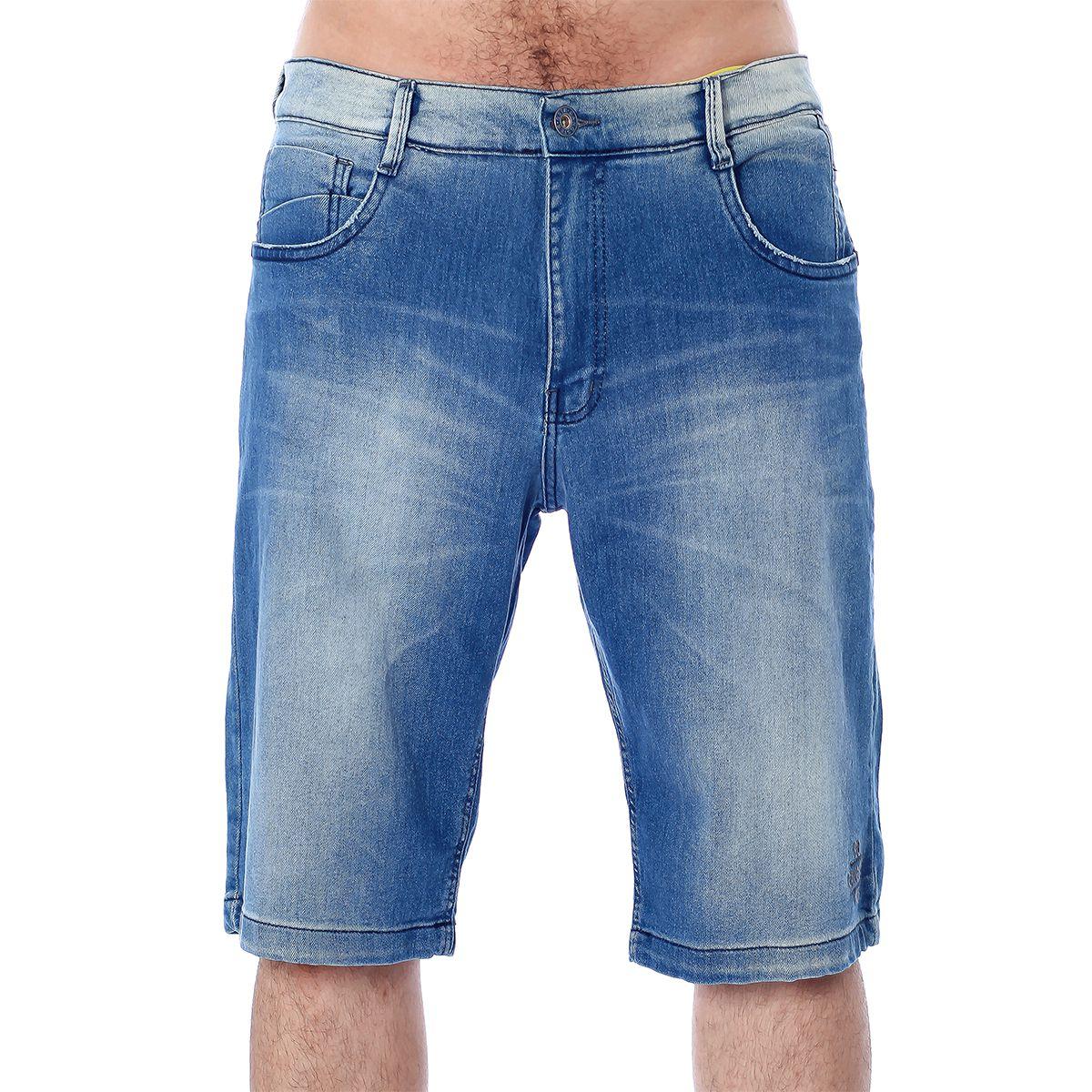 Bermunda Masculina Jeans Gangster 17.31.0300