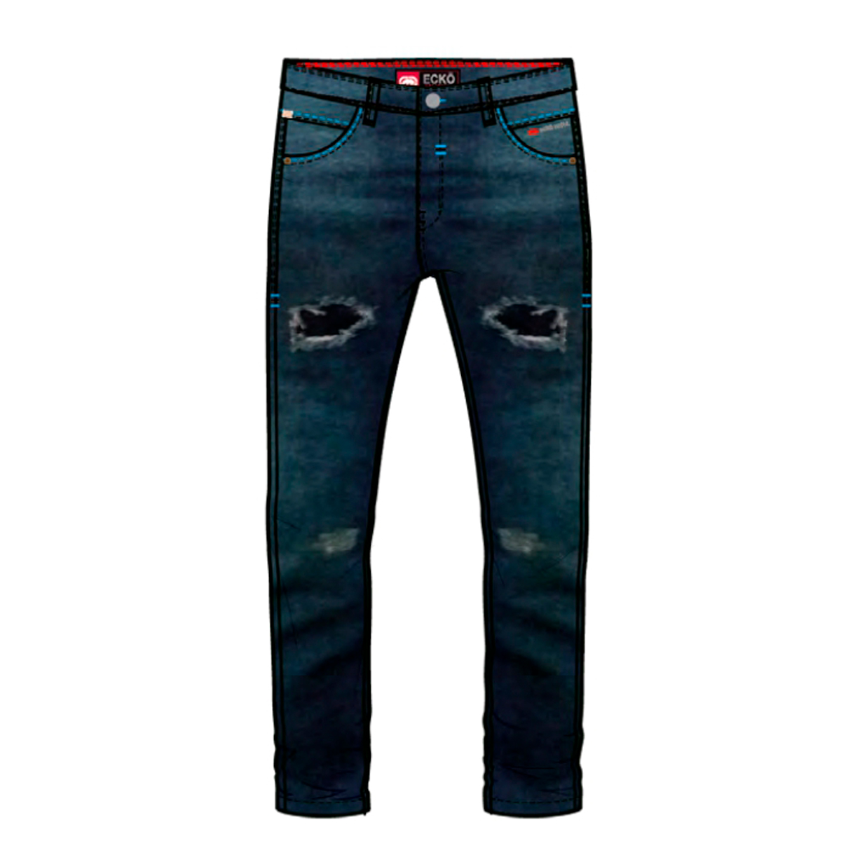 Calça Jeans Masculina Ecko K725A
