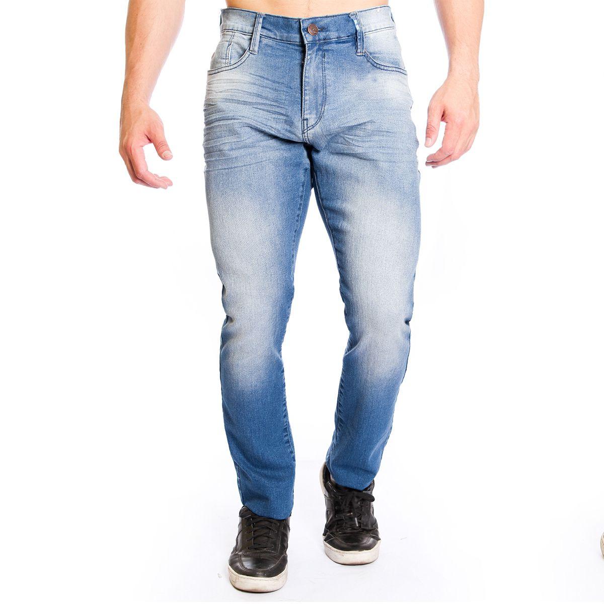 Calça Jeans Masculina Gangster 19.33.0183