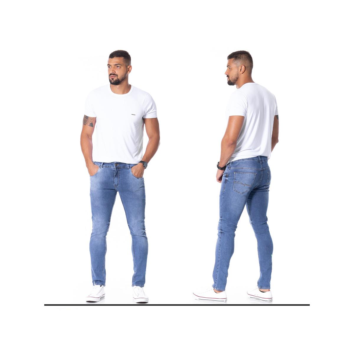 Calça Jeans Masculina R.I.19 90535